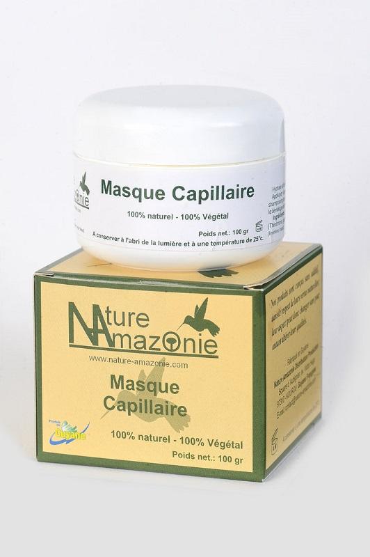 Baume capillaire réparateur