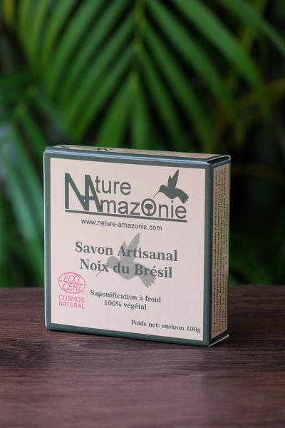 Savon Noix du Brésil