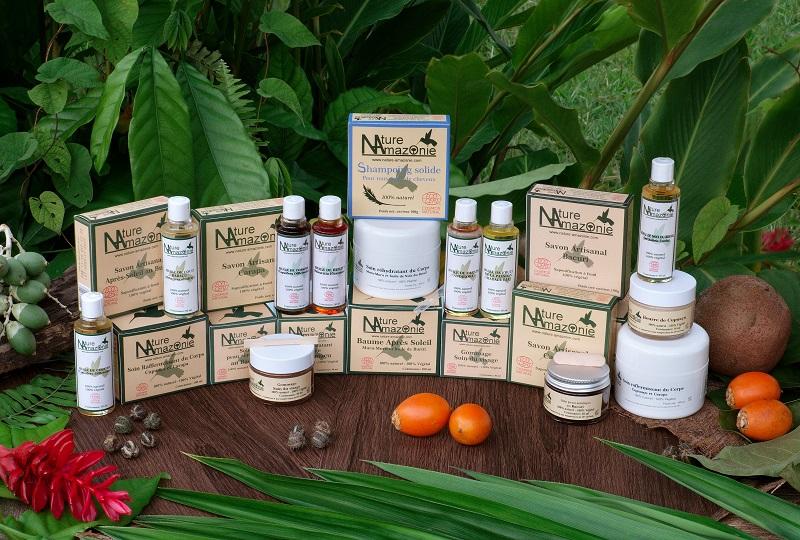 Nature Amazonie Gamme de produits